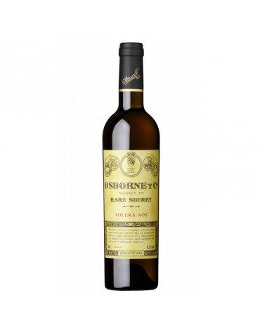 Solera AOS Rare Sherry Amontillado