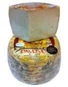 Cuña de queso Payoyo al romero