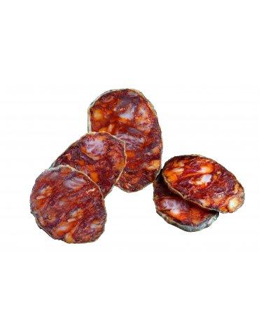 Chorizo Ibérico bellota loncheado