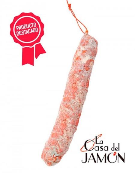 Chorizo Ibérique Pata Negra fait maison