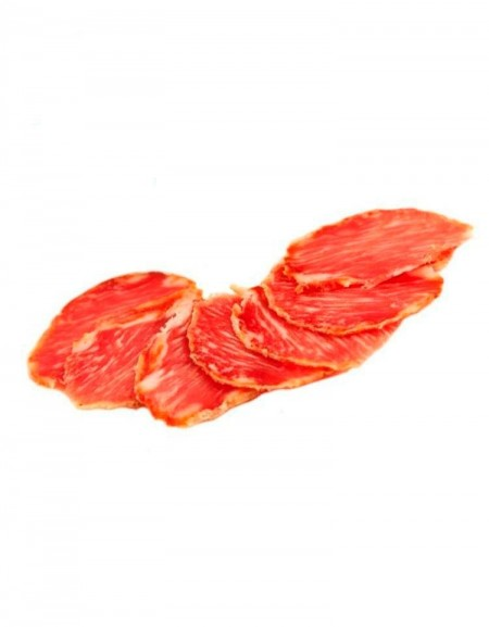 5 Jotas Iberian acorn lomo (loin) sliced 100grs