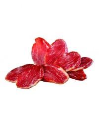 Jabugo acorn lomo bellota certified sliced 100grs