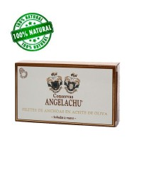 Anchovies Angelachu (small can)