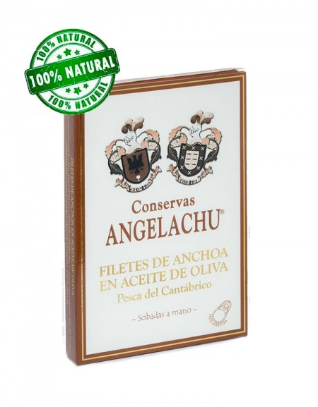 Anchovies Angelachu (medium can)