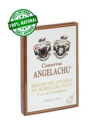 Anchoas Angelachu (lata 120 grs neto)