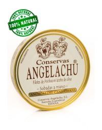 Anchoas Angelachu (pandereta 180 grs neto)