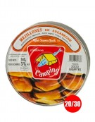 "Moules au saumure "" Camping"""