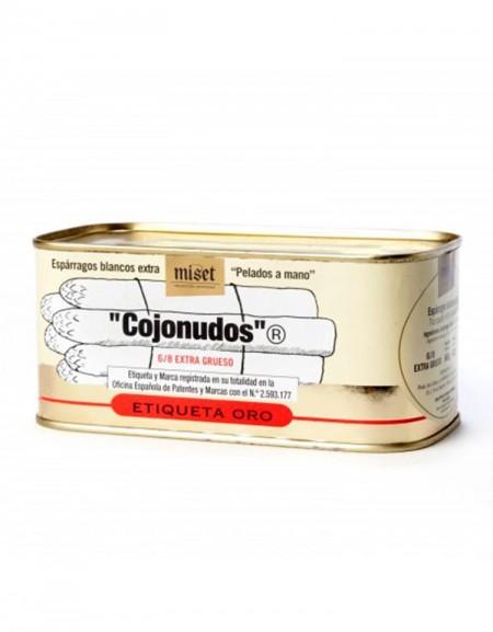 Asparagus Cojonudos - 660 gr