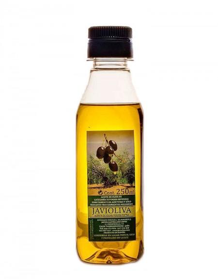Aceite de oliva virgen extra Javioliva PET 250ml