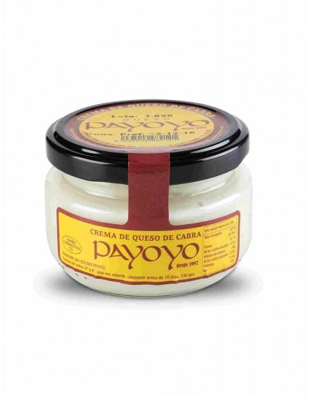Crema de Queso Payoyo
