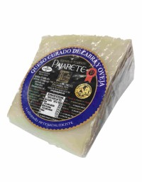 "Pajarete's Sheep's and Goat cured cheese ""Gran Reserva"" - wedge"