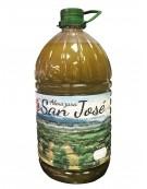 """Huile d'olive vierge extra de Jaen """"Almazara San José"""" 5L"""