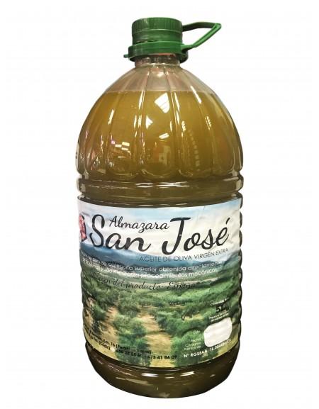 "Aceite de oliva virgen extra ""Almazara San José"" 5L"