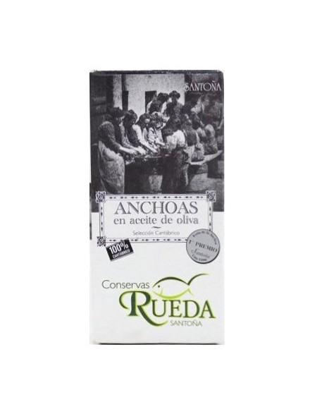 Anchoas de Santoña 50 gr