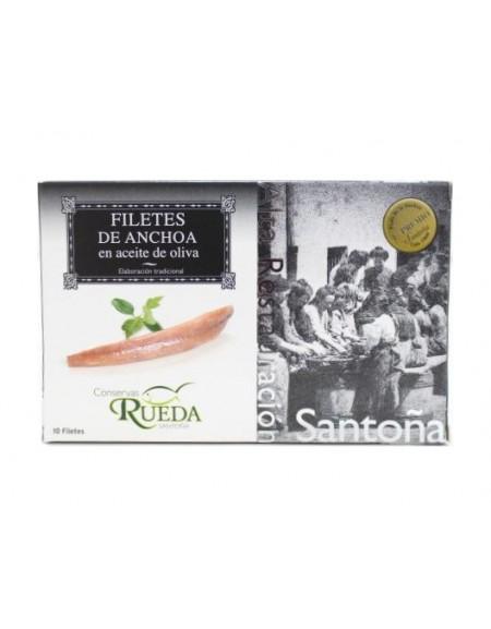 Anchoas de Santoña 130 gr