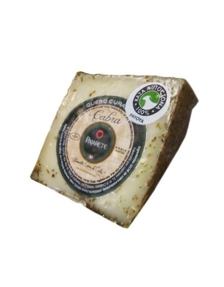 Payoyo sheep cheese with Rosemary wedge