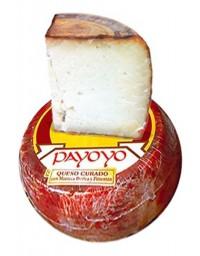 Cuña de queso Payoyo al pimentón