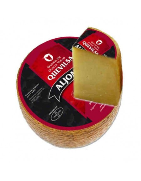 Quevilsa aged sheep´s cheese (wedge)