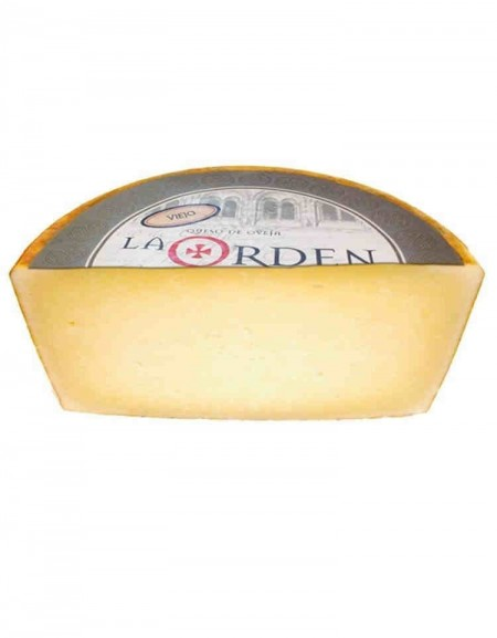 """1/2 Cured Sheep's cheese """"La Orden"""""""