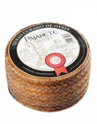 Pajarete's Sheep's cured cheese