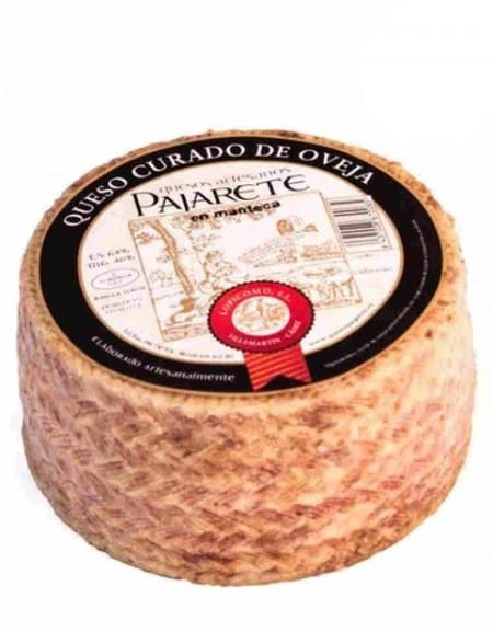 Queso Pajarete Oveja Manteca | Comprar quesos de la Sierra de Cádiz