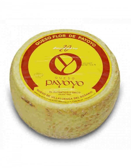 Flor de Payoyo cured Goat & Sheep's cheese
