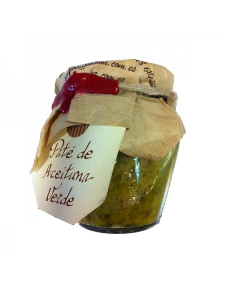 Pâté d'olives vertes