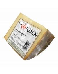 """Morceau Fromage pur brebis vieux """"La Orden"""""""