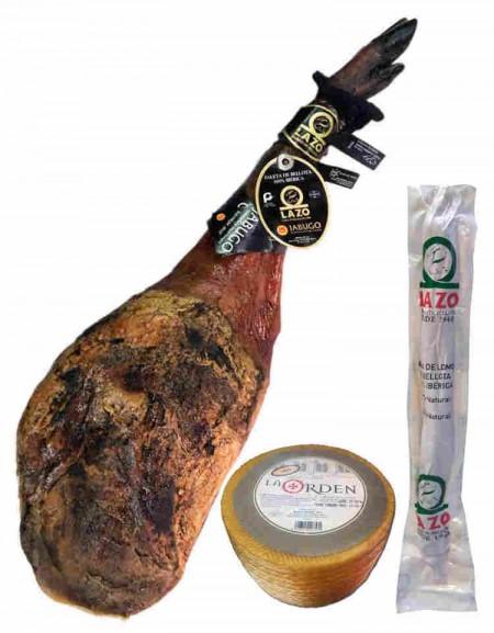 Pack Shoulder Ham Summum GOLD