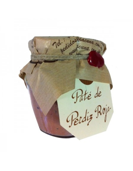 Partridge pate