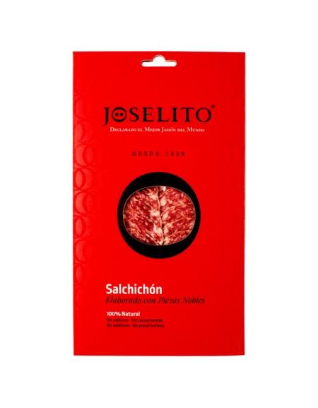 Acorn fed iberian Salchichón Joselito sliced 70 gr