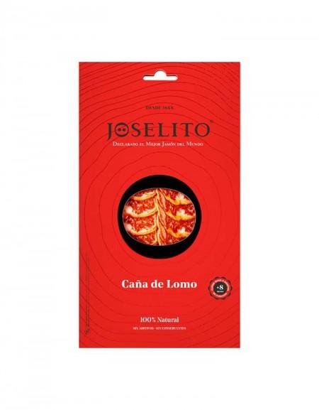 Acorn fed iberian Lomo Joselito sliced 70 gr