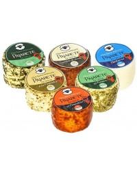 Pajarete's Sheep's mini cheese