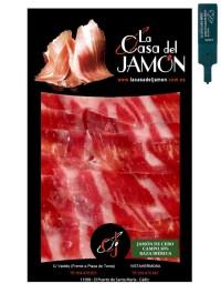 Jambon pata negra Cebo en Capmpagne tranché 100 gr