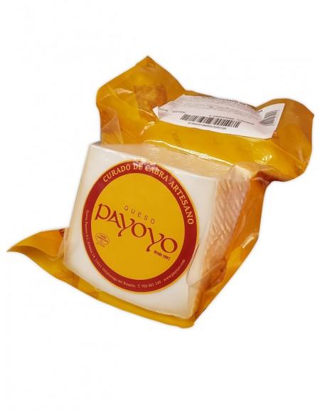 Cuña de queso Payoyo semicurado cabra