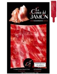 Acorn 50% Iberian ham sliced 100 gr