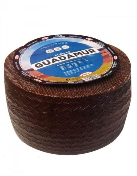 Flor de Guadamur Semicured cheese