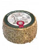 Rosemary cured goat cheese Pajarete