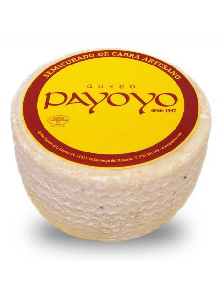 Fromage de chèvre semi endurci Payoyo
