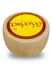 Payoyo semi-cured goat and sheep cheese