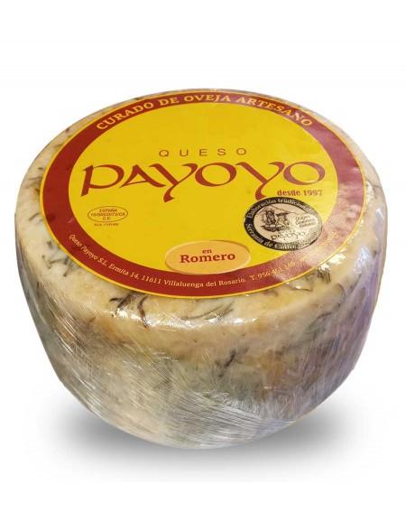 Payoyo cheese with Rosemary