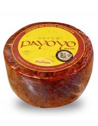 Queso Payoyo curado de oveja al pimentón