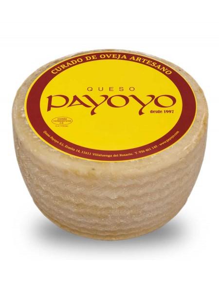 Fromage de brebis Payoyo endurci