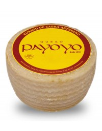 Fromage de chèvre endurci Payoyo