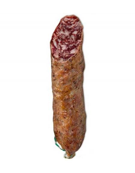 Iberian acorn salchichón extra (salami-type sausage)