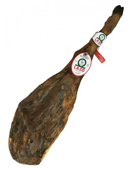 Jamón ibérico de bellota 50 % Lazo