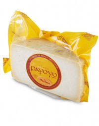 Payoyo sheep cured half cheese in butter