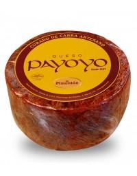 Fromage de chèvre Payoyo au paprika