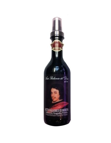 Vinagre de Módena en spray