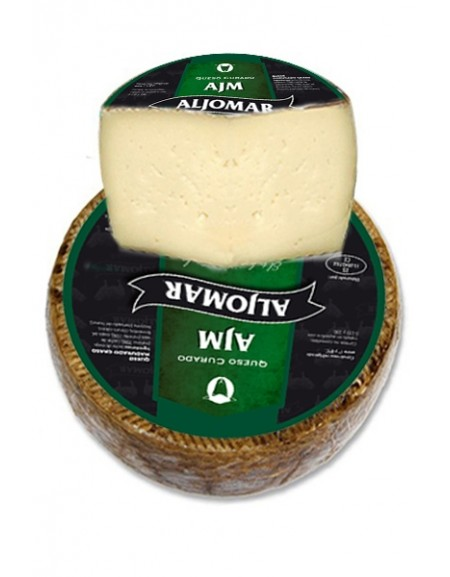 AJM aged sheep´s cheese (wedge)